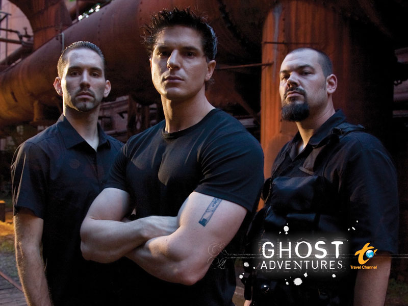 ghost adventures paranormal