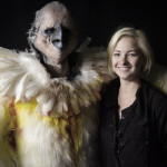 "FACE OFF -- ""Flights of Fantasy"" Episode 512 -- Pictured: Laura Tyler -- (Photo by: Nicole Wilder/Syfy)"
