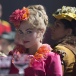 "DRACULA -- ""A Whiff of Sulfur"" Episode 2 -- Pictured: Katie McGrath as Lucy Westenra -- (Photo by: Jonathon Hession/NBC)"