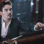 "DRACULA -- ""Goblin Merchant Men"" Episode 103 -- Pictured: (l-r) Jonathan Rhys Meyers as Alexander Grayson -- (Photo by: David Lukacs/NBC)"