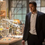 "GRIMM -- ""PTZD"" Episode 302 -- Pictured: Sasha Roiz as Captain Renard -- (Photo by: Scott Green/NBC)"