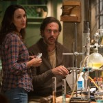 "GRIMM -- ""PTZD"" Episode 302 -- Pictured: (l-r) Bree Turner as Rosalee Calvert, Silas Weir Mitchell as Monroe -- (Photo by: Scott Green/NBC)"