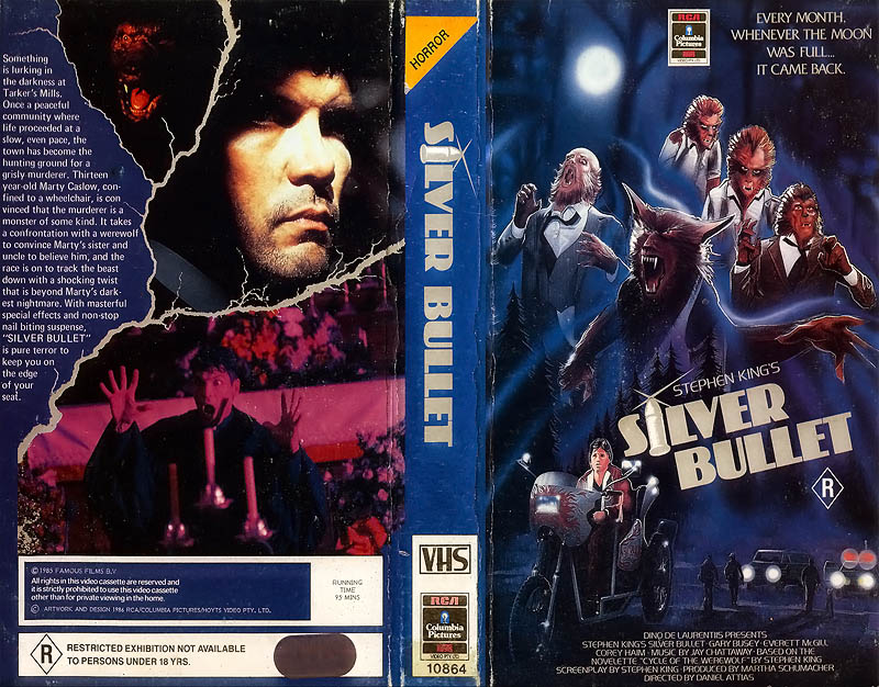 Retro Cinema: 'Silver Bullet'