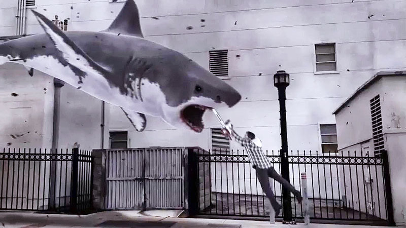 'Sharknado' officially becomes a trilogy