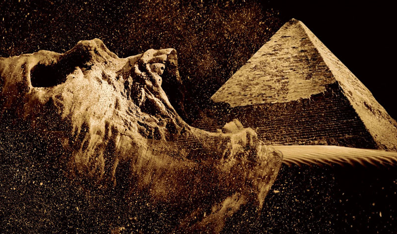Will 'The Pyramid' be just another Mummy movie?