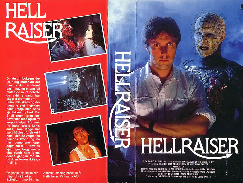 Retro Cinema: 'Hellraiser'