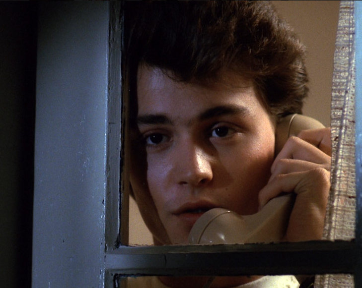 johnny depp a nightmare on elm street