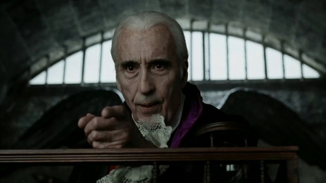 sir christopher lee Oh how we miss you Sir Christopher