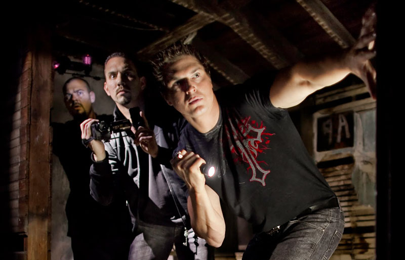 'Ghost Adventures': Drama queens or real ghost hunters?