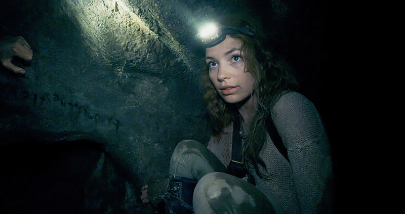 Claustrophobics beware: 'Catacombs' and 'As Above, So Below'
